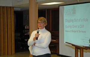 Jessica Adams of The Missouri Budget Project