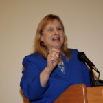 Jacqueline Hudson, Director of Advocacy, NAMI St. Louis