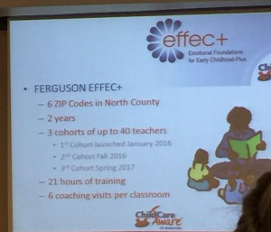 March program - Ferguson EFFEC+