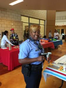 Officer Regina Moore