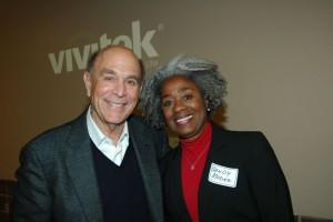 Richard Baron and Sandra Moore
