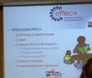 March program - Ferguson EFFEC+