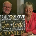 John and Carole Comer